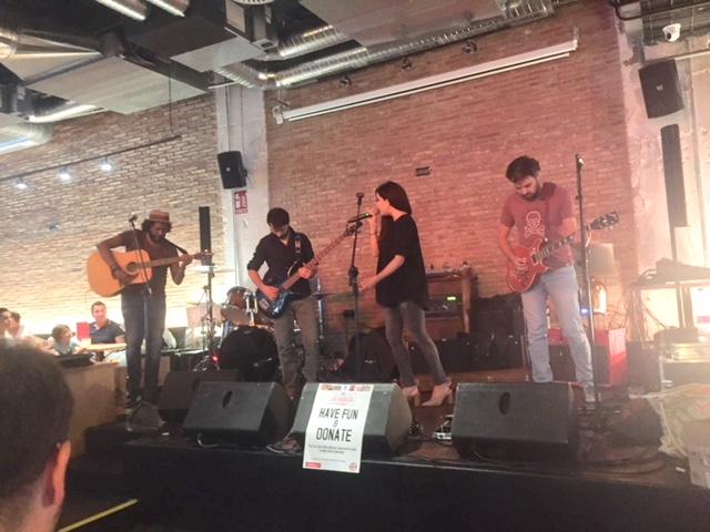 concierto solidario con Pozos sin Fronteras